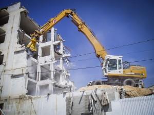 2011 Demolició de Nau Industrial a Cas Capità (Palma)